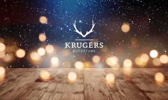 Weihnachten und Silvester bei KRUGERS